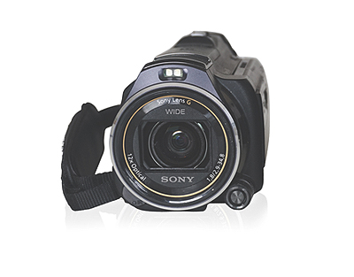 Sony-Camcorder
